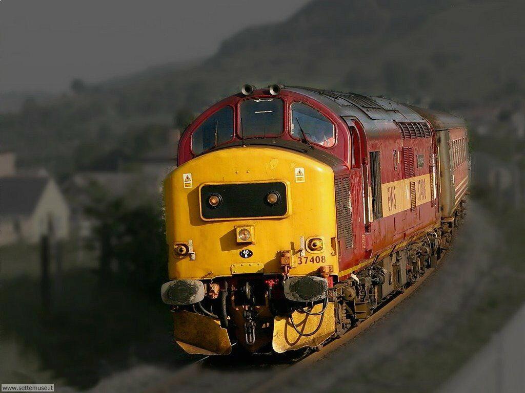 foto sfondi desktop Treni 032