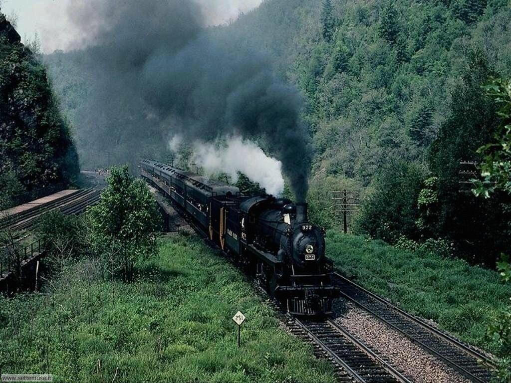 foto sfondi desktop Treni 071