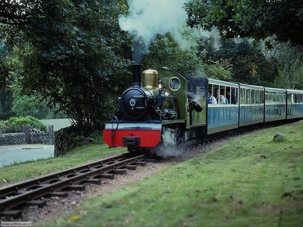 foto sfondi desktop Treni 074