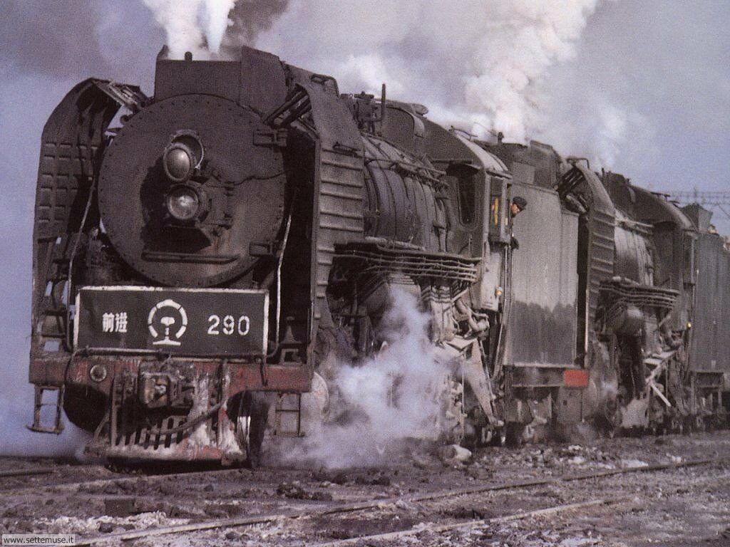 foto sfondi desktop Treni 087