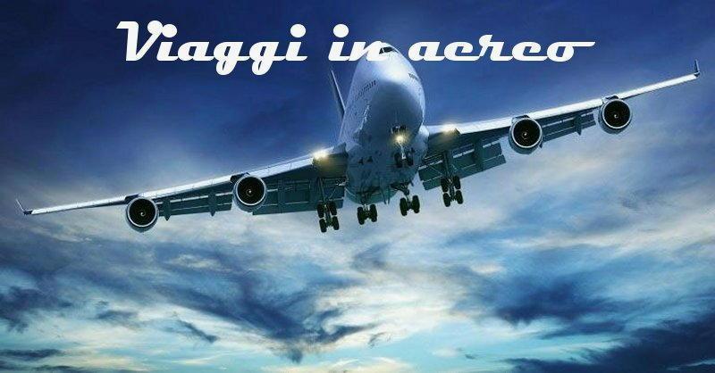 foto viaggi a basso costo in aereo