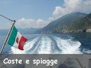 Coste e spiagge italiane