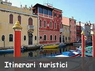 Itinerari turistici italiani