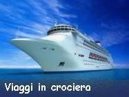 Viaggiare sul mare in crociera