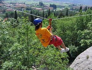Parchi divertimento e avventura in Italia