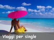 Viaggi per i single