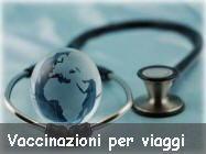 Vaccinazioni per viaggiare sicuri