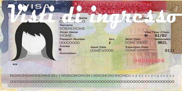 come ottenere il visto per entrare in un certo Paese