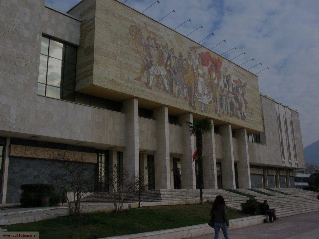 tirana museo