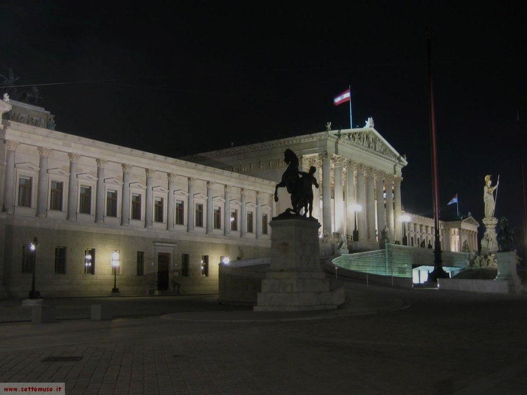 vienna Parlamento