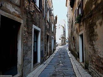 Dignano d'Istria - Centro storico