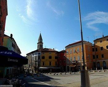 Dignano d'Istria - Piazza del Popolo