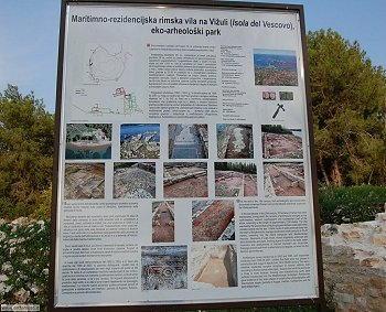 Medulin - scavi archeologici