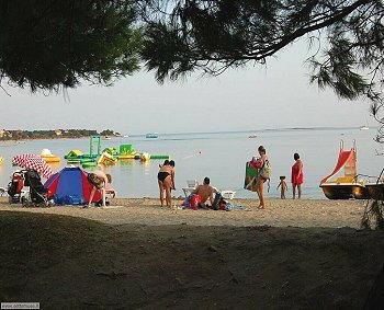 Medulin - Spiaggia di Sabbia