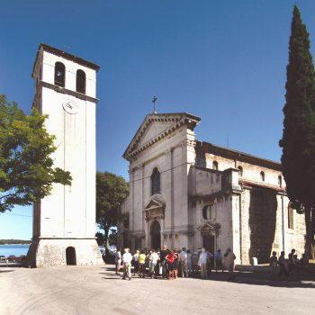 Pula - Cattedrale