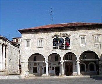 Pula - Palazzo Comunale