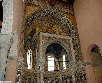 Porec - Basilica Eufrasiana