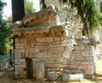 Porec - La città romana