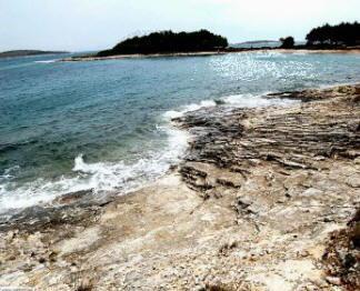 Le rocce di Premantura