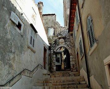 Rovigno - Una Porta