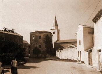 Sissano - Vecchia foto