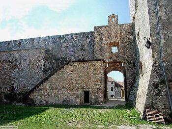 Sanvincenti (Sveti Vincenat) - la Cittadella