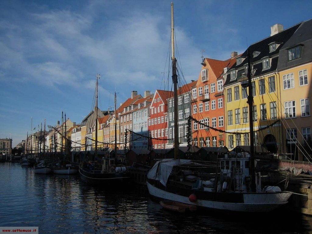 Danimarca Nyhavn