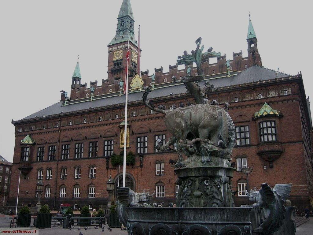 Danimarca Radhus