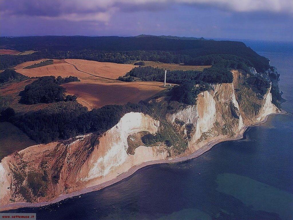 Danimarca Mon Island