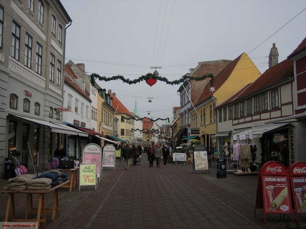 Danimarca Elsinore Shops
