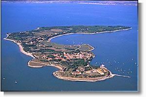 La Rochelle Francia Ile d'Aix