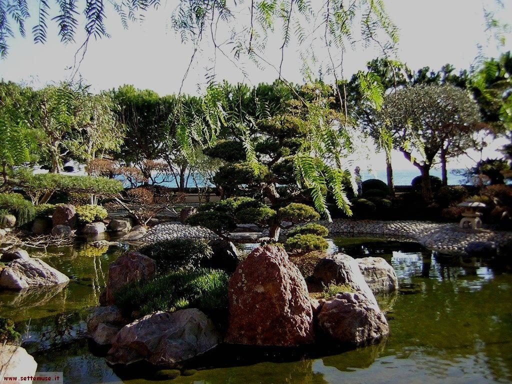 Giardini Zen Hd : Slideshow foto monaco giardini giapponesi settemuse