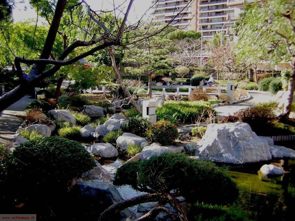 Monaco giardini giapponesi cosa vedere cosa fare in for Giardini zen giapponesi