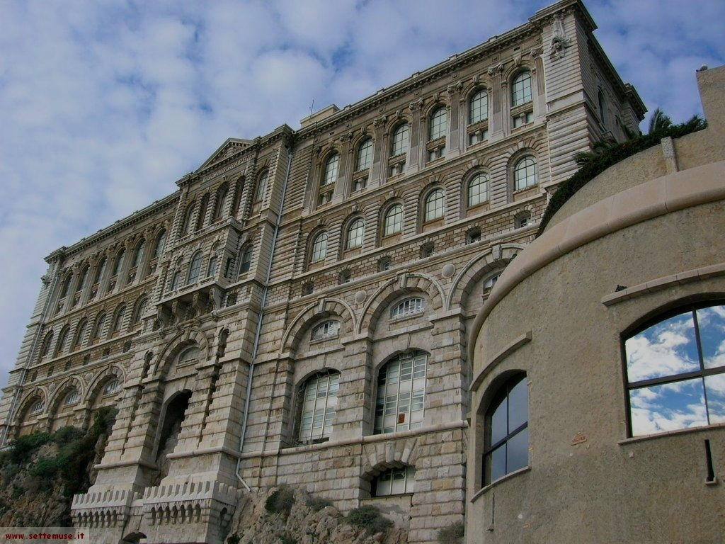 Museo oceanografico del Principato di Monaco