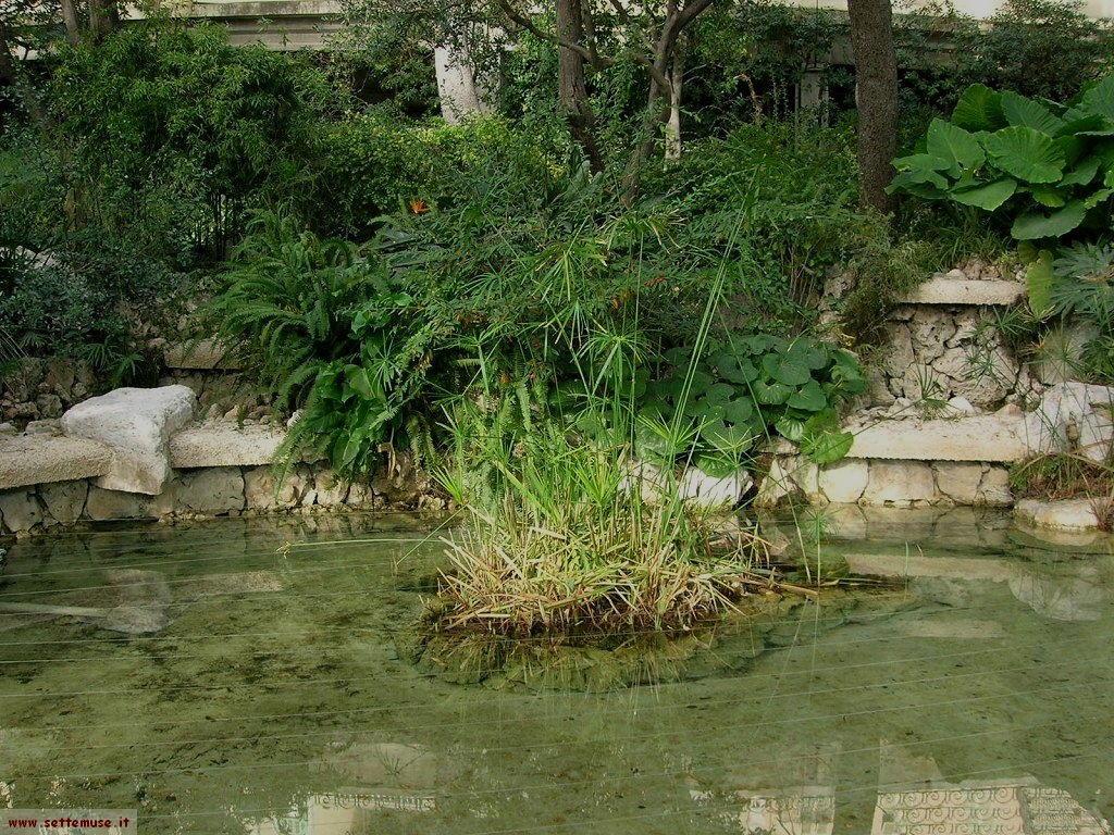 Principato di Monaco, giardini