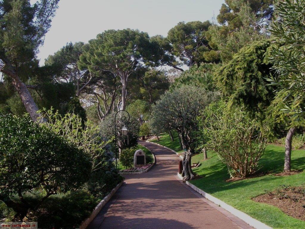 Giardini del Principato di Monaco