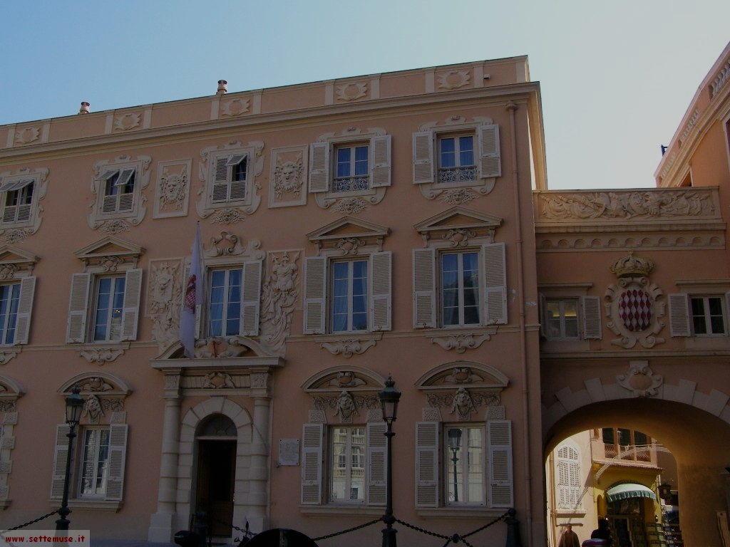 Palazzi a Monaco
