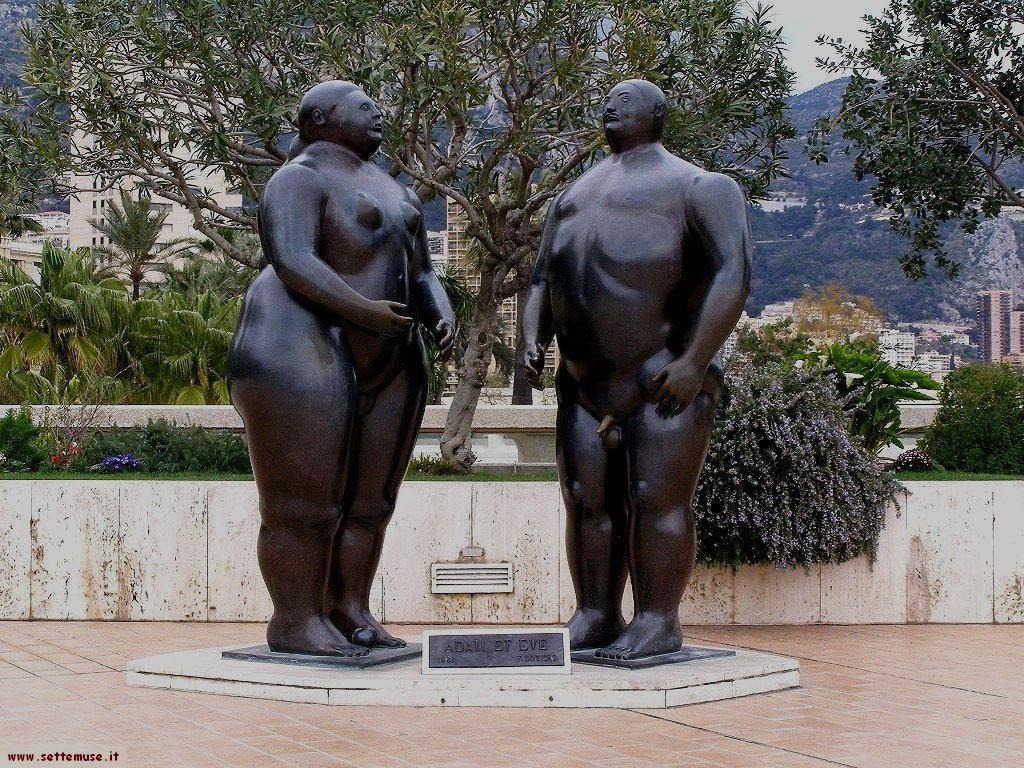 montecarlo statua di Botero
