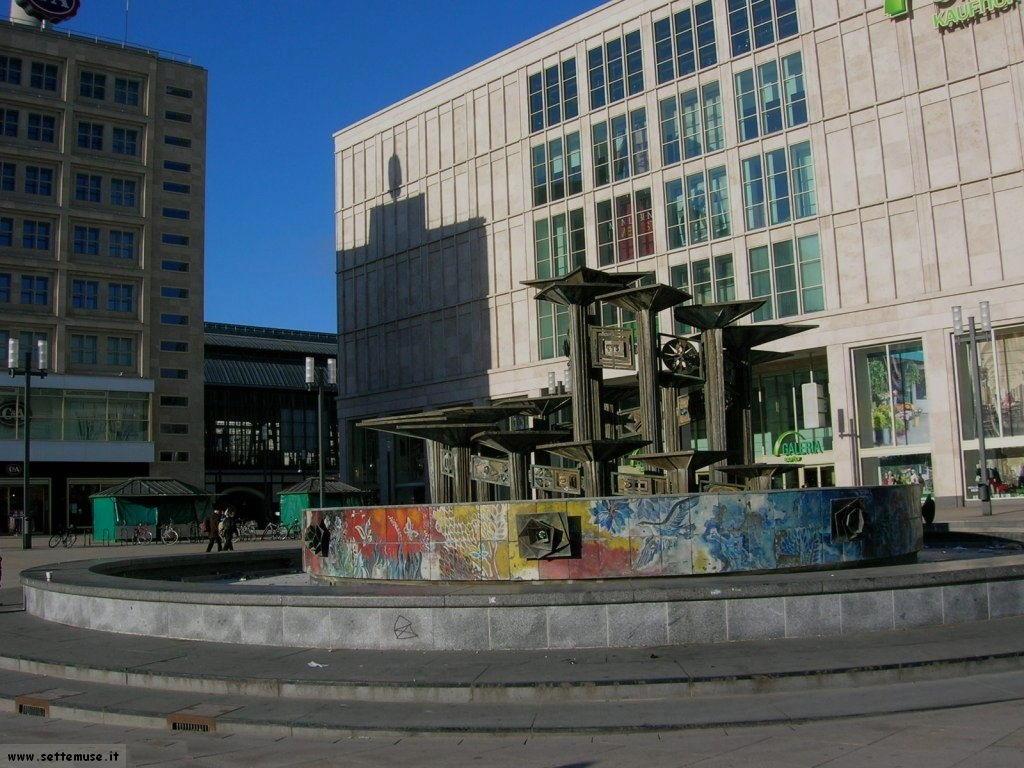foto grmania berlino alexander platz