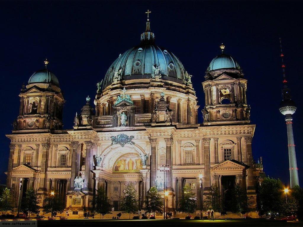 foto germania berlino duomo
