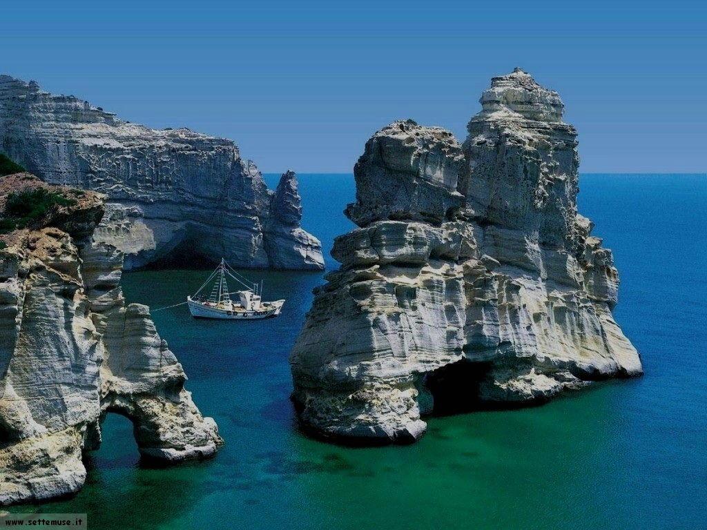 grecia isola Milos