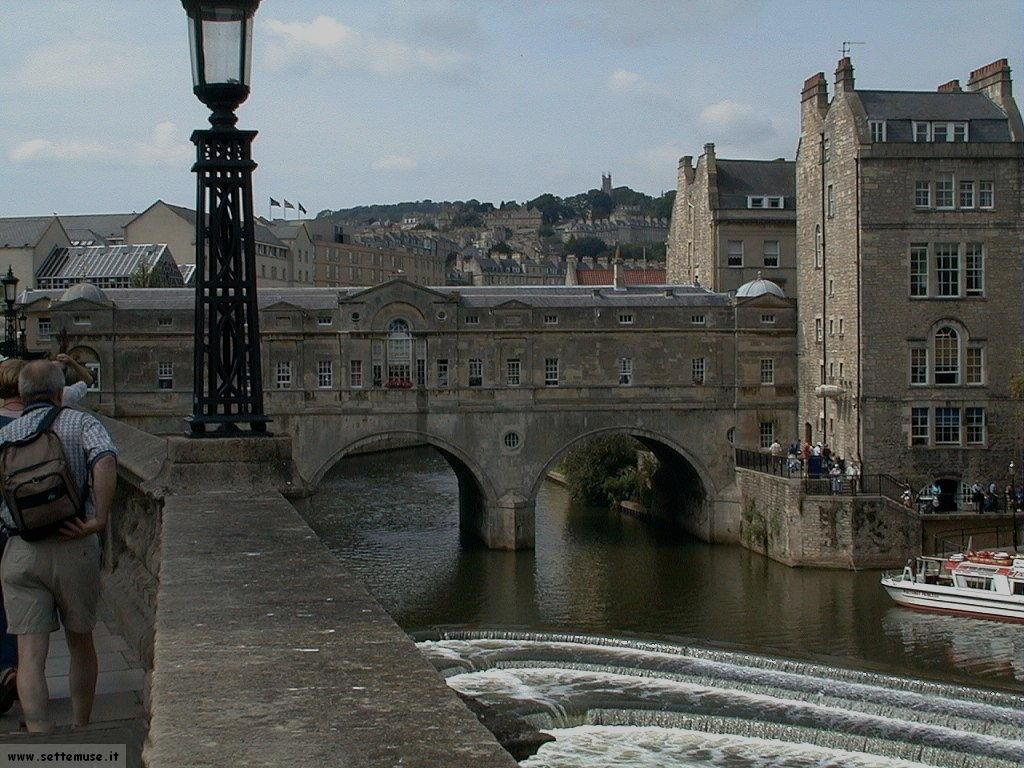 foto Inghilterra Bath