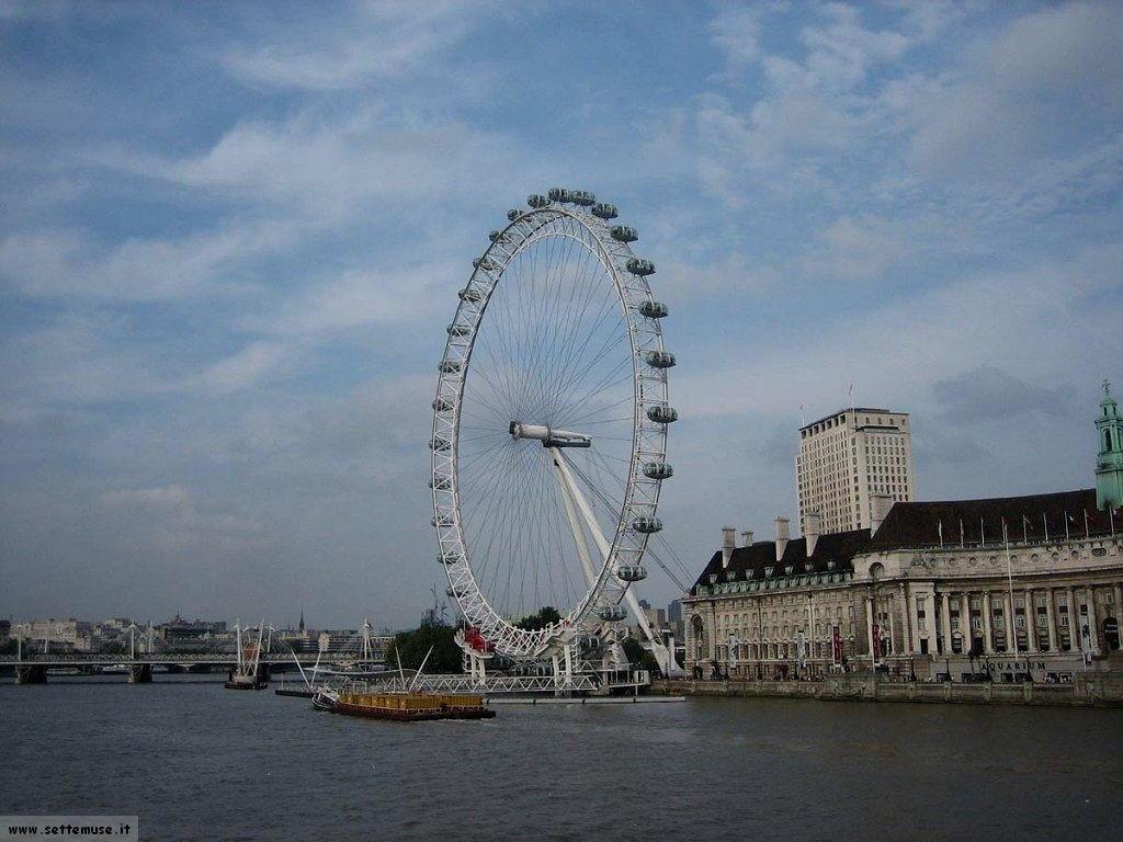 londra_601 Millenium Wheel