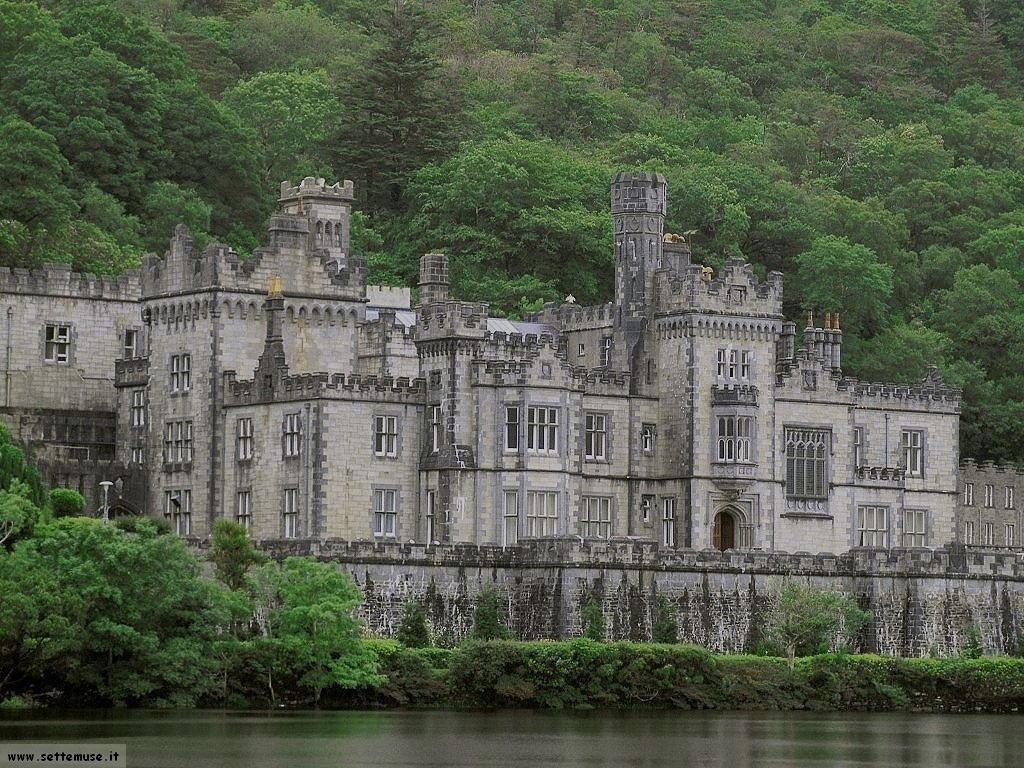 irlanda klyemore abbey