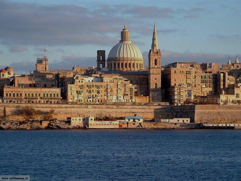 foto Malta la valletta