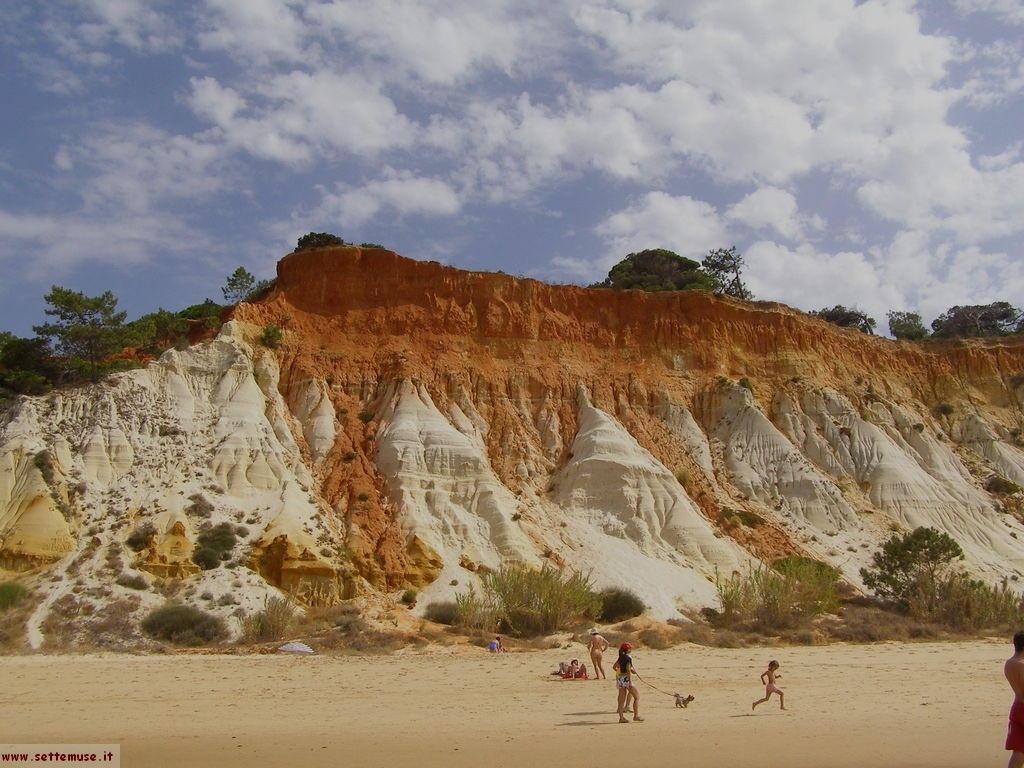 foto Portogallo Algarve Olhos de Aqua