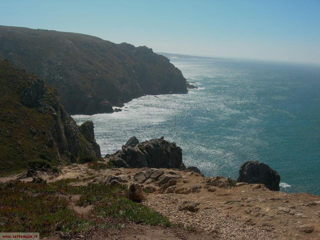 portogallo cabo de roca panorami