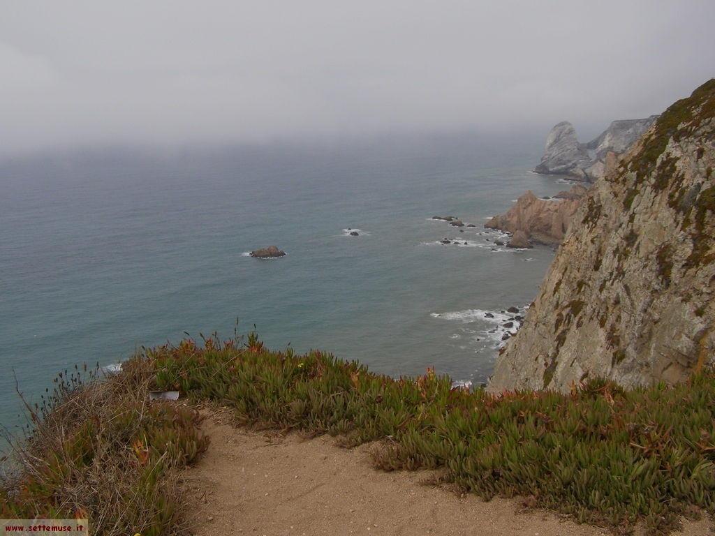 portogallo cabo de roca foto