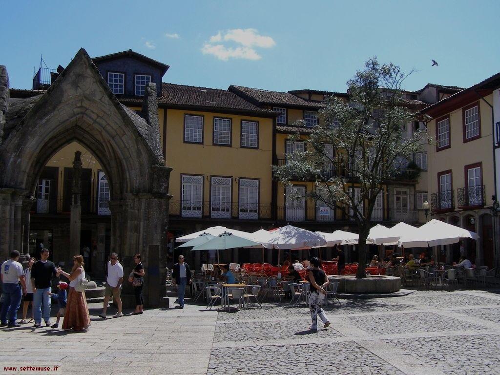 portogallo guimaraes turismo