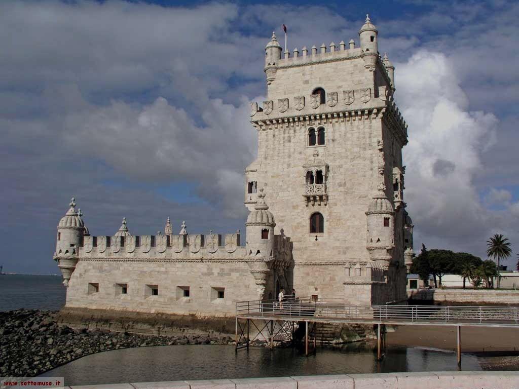 foto Portogallo Lisbona Belem